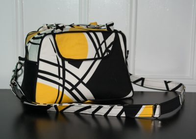 Swoon - Donna - Black, white and yellow