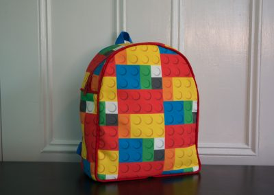 RebelJoy - Toddler Backpack - Lego
