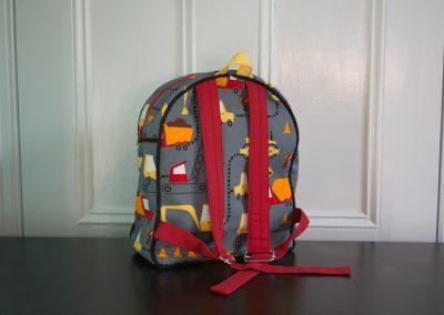 RebelJoy - Toddler Backpack - construction