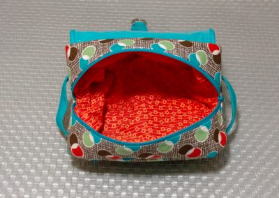 Andrie Designs - Hang About Toiletry Bag  - Mid Century 1