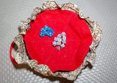 Rebel Joy - Dice bag  - D&D