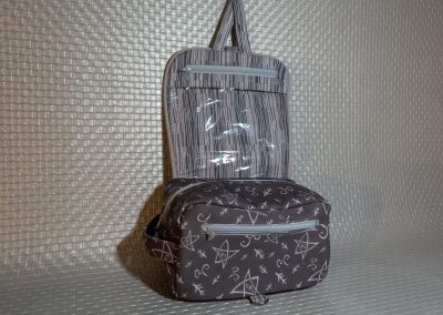 Andrie Designs - Hang About Toiletry Bag  - Chuthlu 2